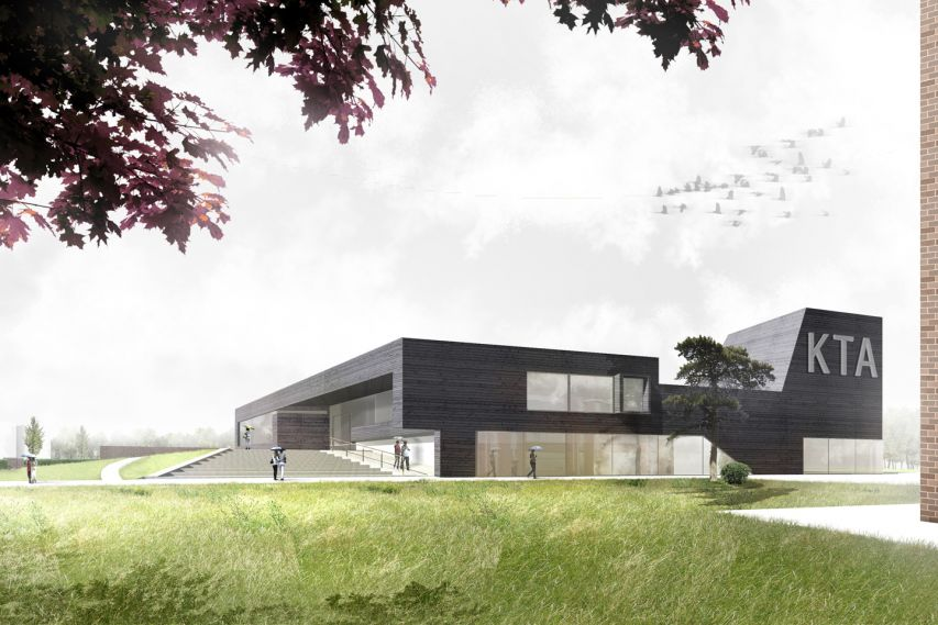 technical school bekkering-adams-architect-belgium