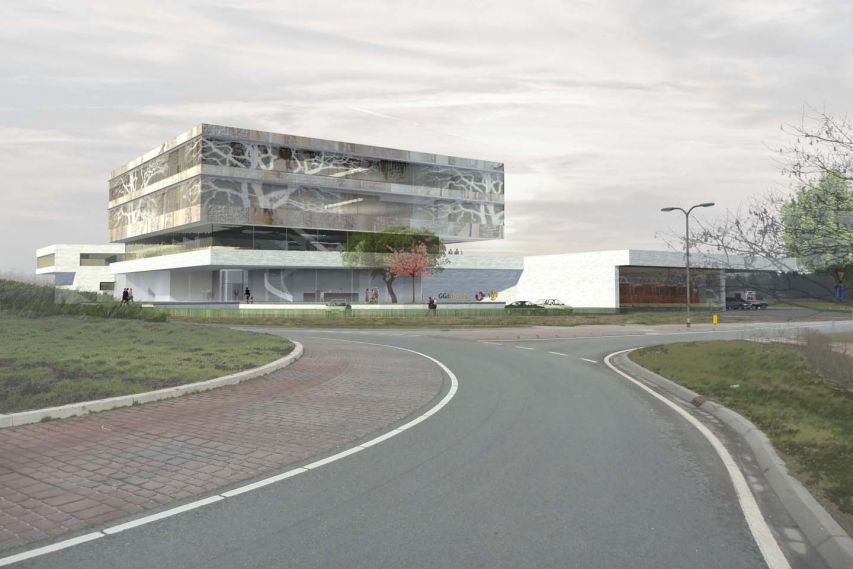 bekkering adams architect assen rescue hulpdienst